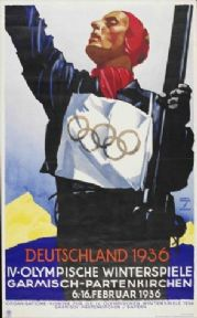 Berlin Olympic Games 1936